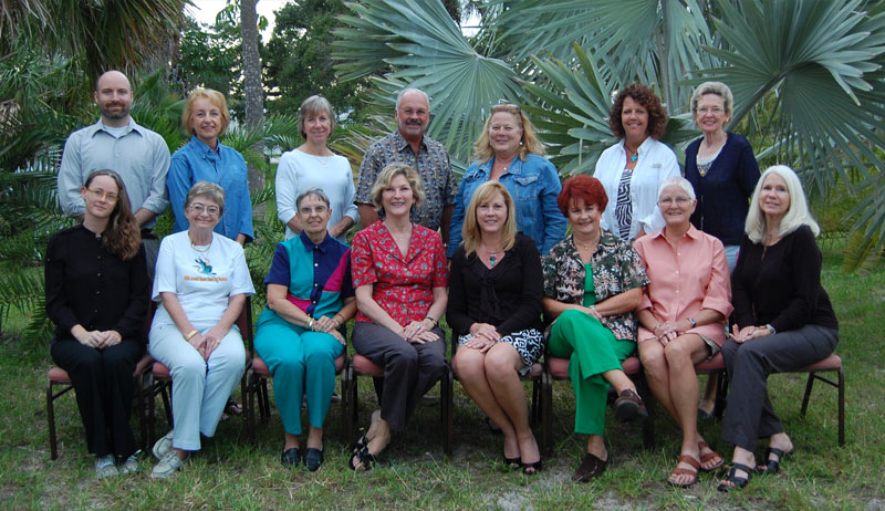 2011 Space Coast Art Festival Board of Directors