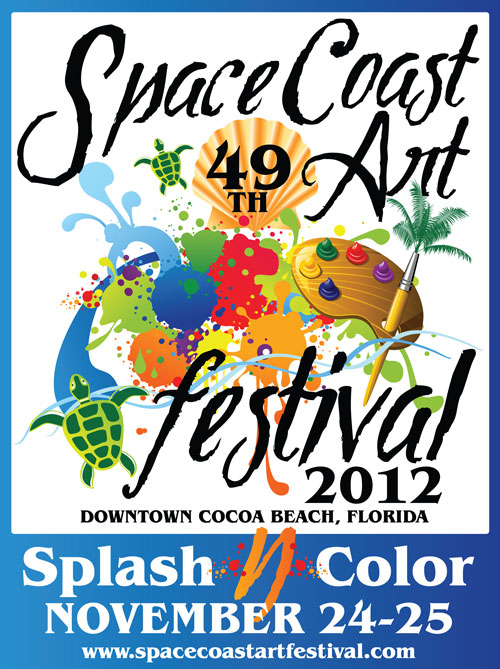 2012 Space Coast Art Festival Program Guide