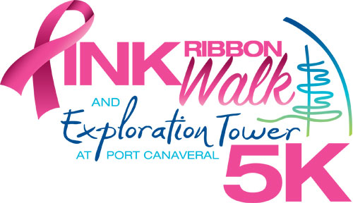 Pink Ribbon Walk & Exploration Tower 5K at the Port
