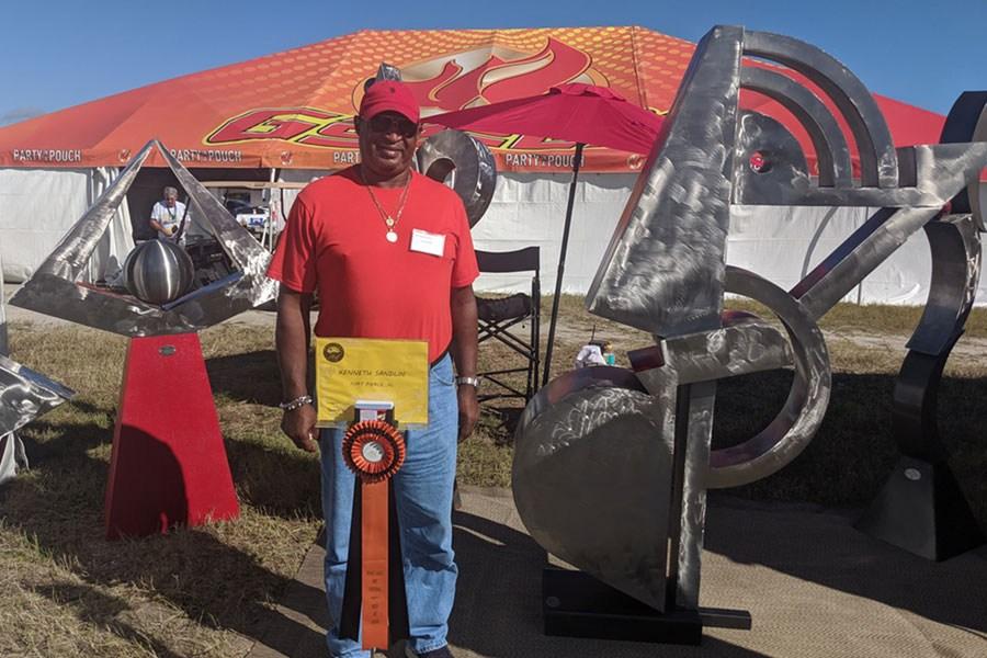 Sandlin, Kenneth - Best of Show, Sculpture