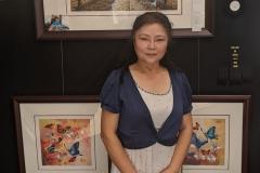 Zhang, Xiao - Merit Award, Mixed Media