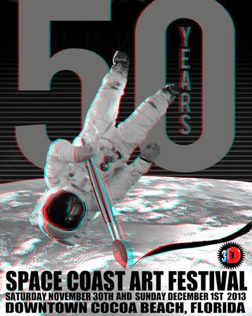 50th Annual Space Coast Art Festival