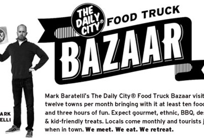 The Daily City Food Truck Bazaar visits Space Coast Art Festival 2014